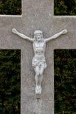 Una estatua de Jezus Chist Fotografía de archivo libre de regalías