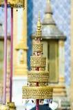 Una estatua en el palacio magnífico, Bangkok imagenes de archivo