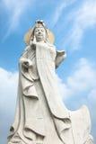 Una estatua enorme de Guanyin Fotos de archivo