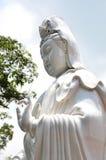 Una estatua enorme de Guanyin Foto de archivo libre de regalías