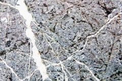Una estructura interesante de la piedra es primer fotografiado Imagen de archivo