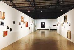 Una exposición de arte del DESVÁN de Shenzhen OCT imagen de archivo libre de regalías