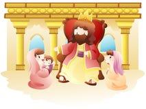 Una expresión bíblica Imagenes de archivo