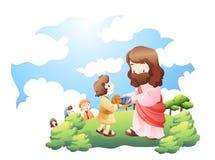 Una expresión bíblica Imágenes de archivo libres de regalías