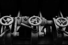 Una fabbricazione d'annata Fotografie Stock Libere da Diritti