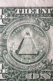 Una fattura del dollaro Immagini Stock