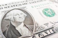 Una fattura del dollaro Immagine Stock