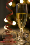 Una Feliz Año Nuevo está viniendo imagenes de archivo