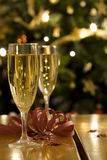 Una Feliz Año Nuevo está viniendo fotos de archivo