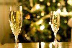 Una Feliz Año Nuevo está viniendo fotos de archivo libres de regalías