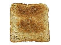 Una fetta di pane tostato Immagine Stock Libera da Diritti