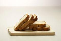 Una fila del pan Imagen de archivo libre de regalías