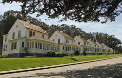 Case californiane di lusso fotografia stock libera da diritti