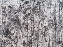 Una fine su di vecchia superficie della parete del cemento, di struttura e di ambiti di provenienza sporchi immagini stock libere da diritti