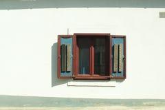 Una finestra fotografia stock libera da diritti