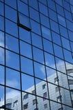 Una finestra aperta da solo Fotografia Stock