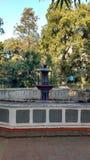 Una fontana Fotografia Stock Libera da Diritti
