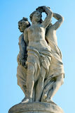 Una fontana di tre tolleranze Immagine Stock Libera da Diritti