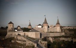 Una fortaleza antigua Fotos de archivo libres de regalías