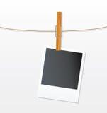 Una foto della corda Immagini Stock