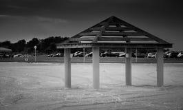 Una foto della spiaggia Fotografia Stock