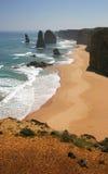 Una foto di riserva di dodici apostoli Australia Fotografia Stock