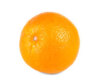 Una fruta anaranjada Imágenes de archivo libres de regalías