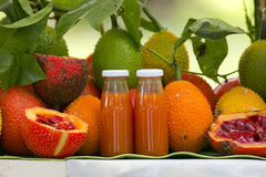 Una frutta asiatica sudorientale Fotografie Stock Libere da Diritti
