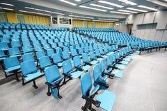 Una grande stanza di conferenza vuota Fotografie Stock
