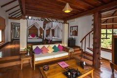Habitación de lujo - Myanmar foto de archivo