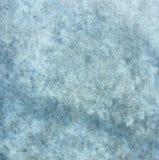 Una hoja del mármol en el polvo Foto de archivo