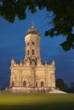 Una iglesia en Dubrivici Fotos de archivo libres de regalías
