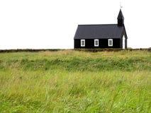 Una iglesia en el medio de la naturaleza Imagenes de archivo