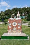 Una iglesia en Estambul Imagen de archivo