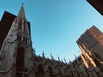 Una iglesia más ligera imágenes de archivo libres de regalías