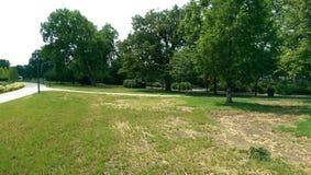 Una imagen 1 de la escena del parque Fotos de archivo