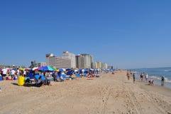 Virginia Beach fotos de archivo