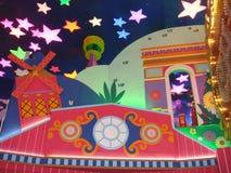 Una imagen del cuento para los niños Foto de archivo libre de regalías
