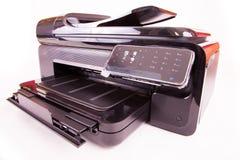 Una impresora multi de la función fotografía de archivo