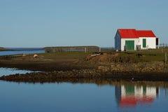 Una isla más triste - Falkland Islands Fotografía de archivo