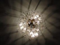 Una lámpara Imagen de archivo libre de regalías