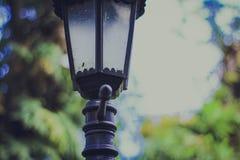 Una lámpara Fotos de archivo