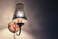 Una lámpara antigua Imagenes de archivo
