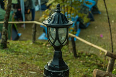 Una lampada Fotografia Stock Libera da Diritti