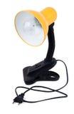 Una lampada di tabella Fotografia Stock