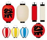 Una lanterna illustrazione vettoriale
