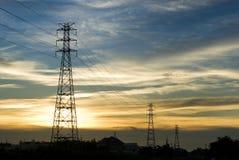 Torre de poder imagen de archivo