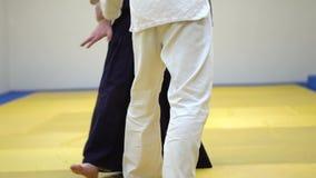 Una lección en Aikido metrajes