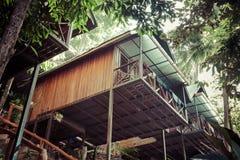 Una località di soggiorno lussuosa in Phi Phi Island, un'isola tropicale della Tailandia Fotografie Stock Libere da Diritti
