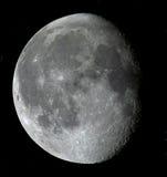 una luna da 18 giorni Fotografia Stock Libera da Diritti